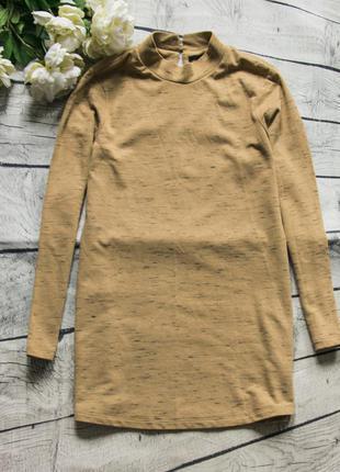 Котоновое платье-туника m&s