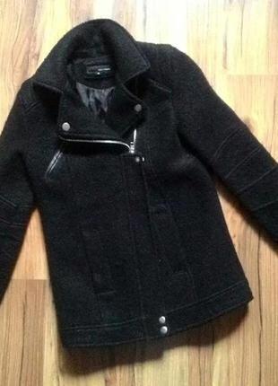 Пальто косуха tally weijl. в идеальном состоянии