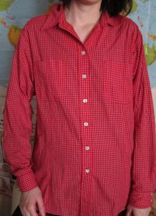 Рубашка в клетку dorothy perkins