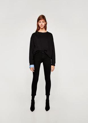 Классические джинсы-скинни zara