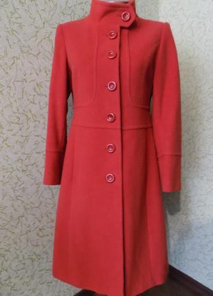 Итальянское  пальто-шинель