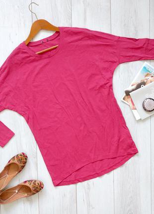 Новый базовый лонгслив tezenis s m футболка с длинным рукавом хлопок