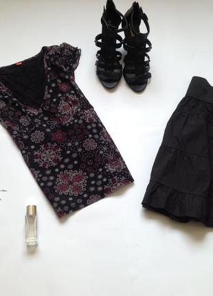 Блуза с цветочным принтом s.oliver. смотрите мои объявления!