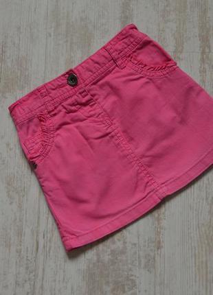 Джинсовая юбка на 1,5-2 года