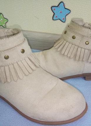 Крутые ботинки h&m