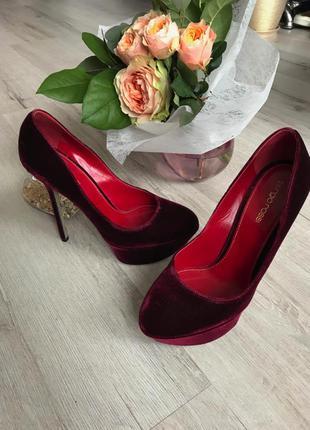 Туфли sergio rossi