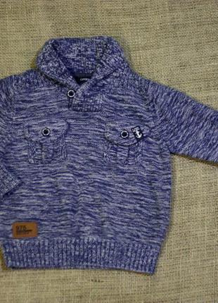 Продам свитер для мальчика 18 - 24мес