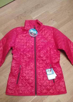 Демисезонная куртка columbia omni-heat размер s 83bc5c8e4eea0