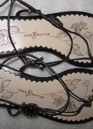 Полностью кожаные испанские босоножки ~jane rafter~ р 37