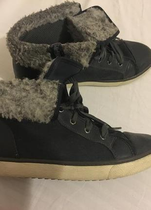 Clarks ботинки деми стильные