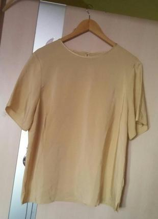 Блуза рубашка marks spencer