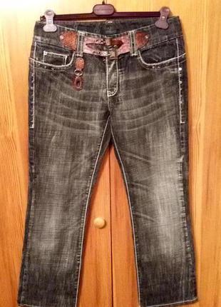 Шикарные джинсы ermanno scervino,оригинал,для не худышек.:)
