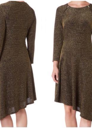 Biba миди-платье с люркесом