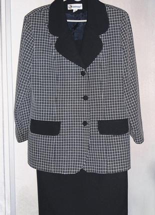 Костюм contessa (пиджак   юбка)