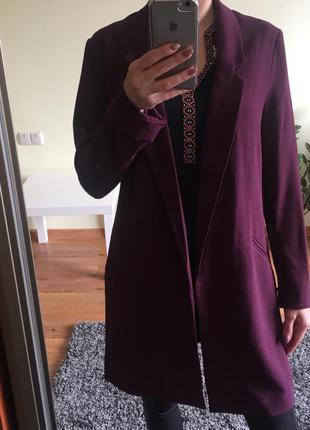 Акція!2-га річ в подарунок🎁new look пальто накидка кардиган кофта джемпер пиджак піджак