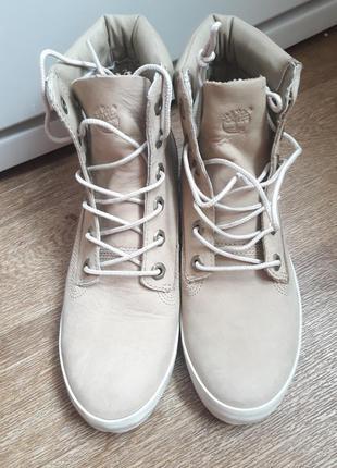 Ботинки timberland 37.5 размер