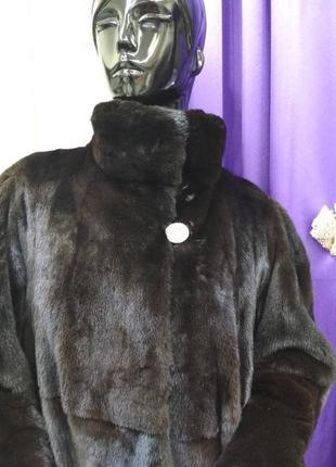 Канадская аукционная шубка blackglama