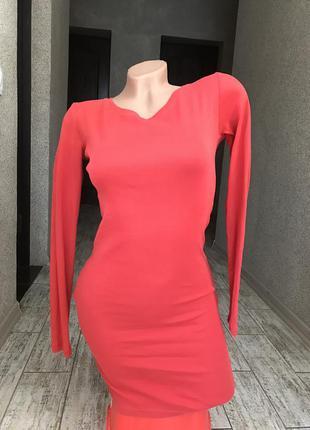 #короткое платье bay#ними платье#красное платье##