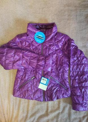 Стильная новая куртка columbia демисезонная женская утепленная деми, оригинал