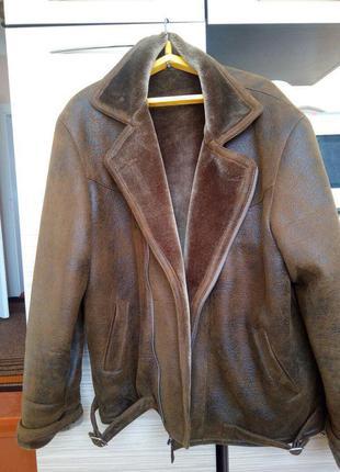 Дублянка, дубленка, большой размер, 5хл, 5xl,fengbao куртка,бомбер