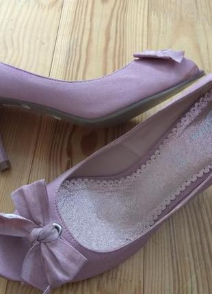 Милые туфельки bata