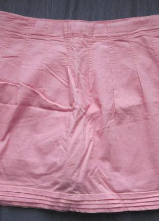 Вельветовая юбочка lands'end kids, на 10 лет