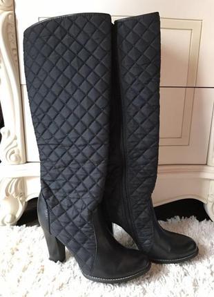 Демисезонные женские сапоги бренда lilly's closet , 38 размер
