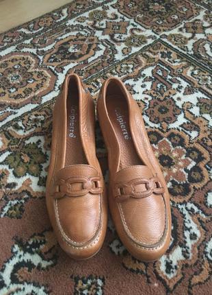 Отличные туфли calpierre
