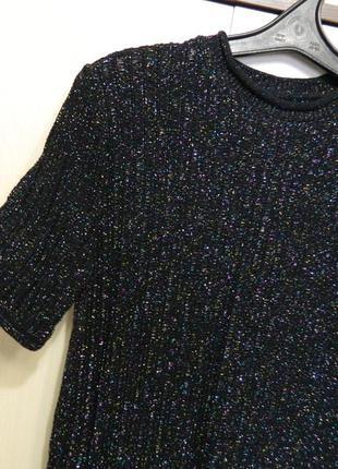 Туника свитер платье