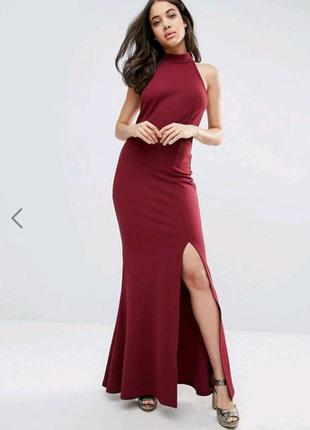 Вечернее платье о asos