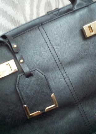 Стильная сумочка f&f
