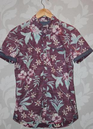 Рубашка с коротким рукавом next
