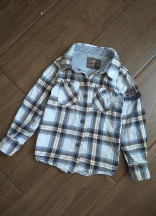 Рубашка 3-4 роки