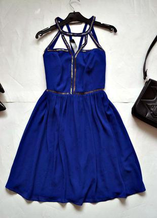 Шикарное новое нарядное платье