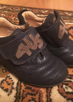 Брендовые ботиночки cesare paciotti 20 размер