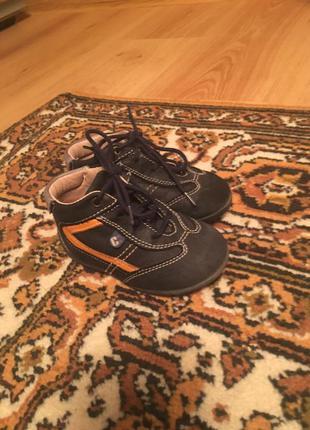 Ботинки chicco flex zone 20 размер
