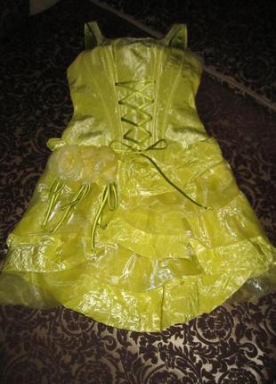 Коктейльное платье 42 размер