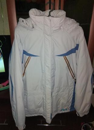 Теплейшая зимняя горнолыжная куртка