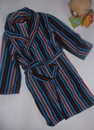 Махровый банный халат для мальчика primark essentials