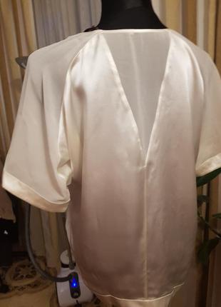 Откровенная футболка  ermanno scervino