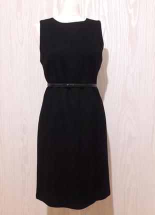 Классическое платье футляр caroll paris