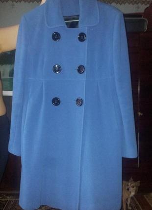 Пальто весеннее 46-48 размер