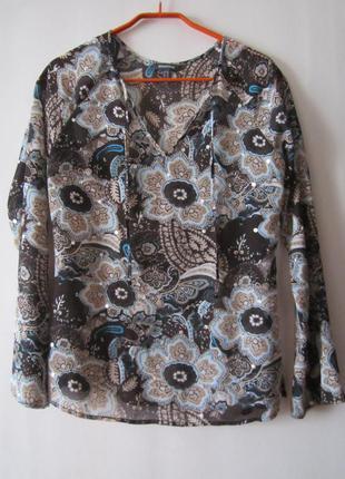 Рубашка с паетками street one