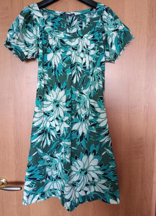 Платье летнее, возможен обмен
