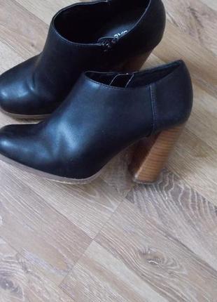 Ботильоны next сапоги на каблуке ботинки