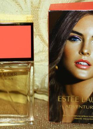 Женская парфюмерная вода estee lauder adventurous