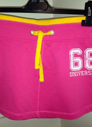 Розовая спортивная юбка junker