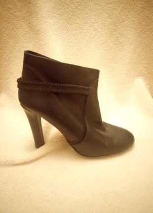 Ботинки (кожа)