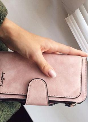 Женский портмоне baellerry forever pink