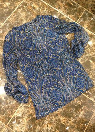 Стильная блуза incity, размер хс-с!